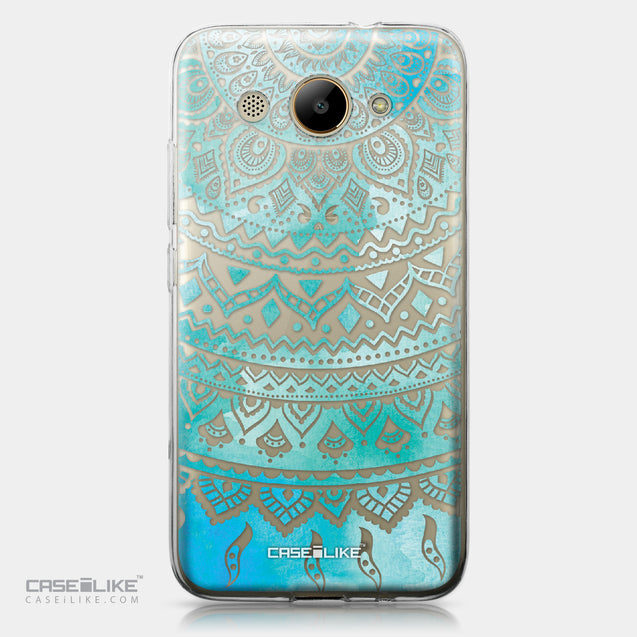 Huawei Y3 2017 case Indian Line Art 2066 | CASEiLIKE.com