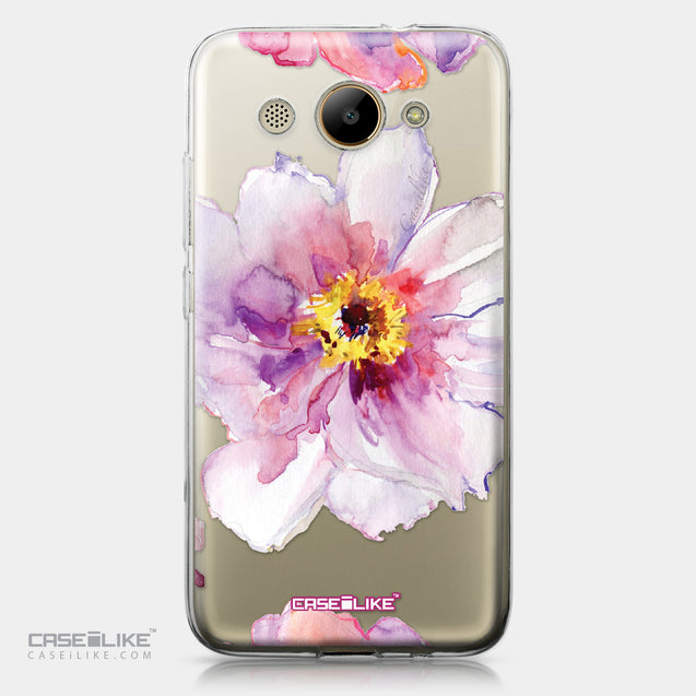 Huawei Y3 2017 case Watercolor Floral 2231 | CASEiLIKE.com