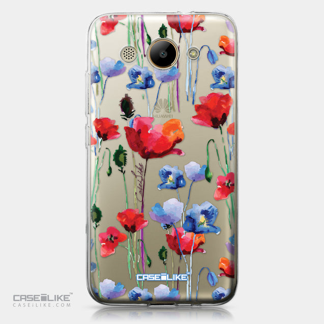 Huawei Y3 2017 case Watercolor Floral 2234 | CASEiLIKE.com