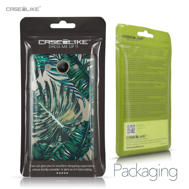Huawei Y3 2017 case Tropical Palm Tree 2238 Retail Packaging | CASEiLIKE.com