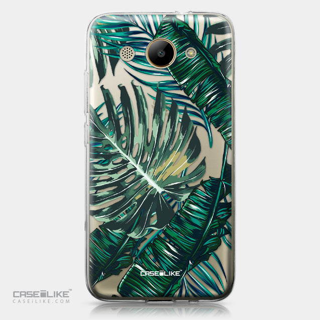Huawei Y3 2017 case Tropical Palm Tree 2238 | CASEiLIKE.com