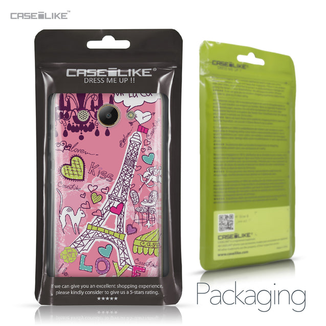 Huawei Y3 2017 case Paris Holiday 3905 Retail Packaging | CASEiLIKE.com