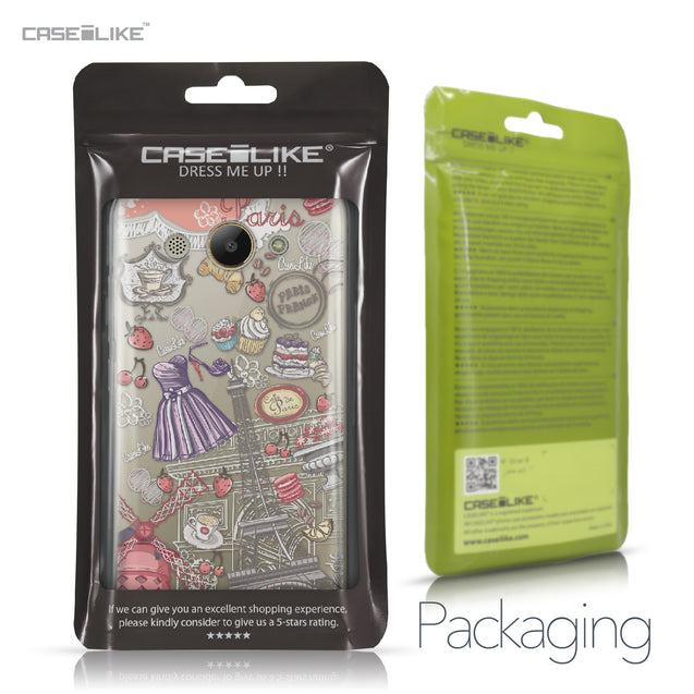 Huawei Y3 2017 case Paris Holiday 3907 Retail Packaging | CASEiLIKE.com