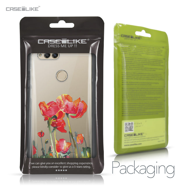 Huawei Honor 7X case Watercolor Floral 2230 Retail Packaging | CASEiLIKE.com