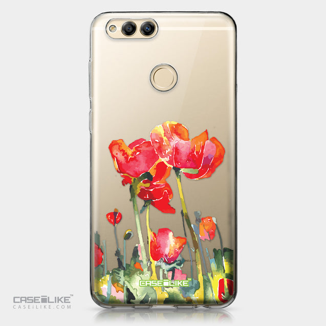 Huawei Honor 7X case Watercolor Floral 2230 | CASEiLIKE.com