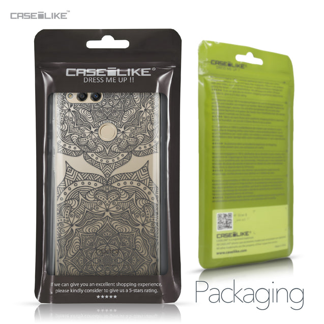 Huawei Honor 7X case Mandala Art 2304 Retail Packaging | CASEiLIKE.com