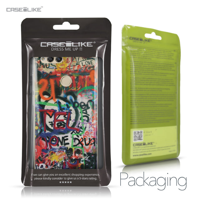 Huawei Honor 7X case Graffiti 2721 Retail Packaging | CASEiLIKE.com