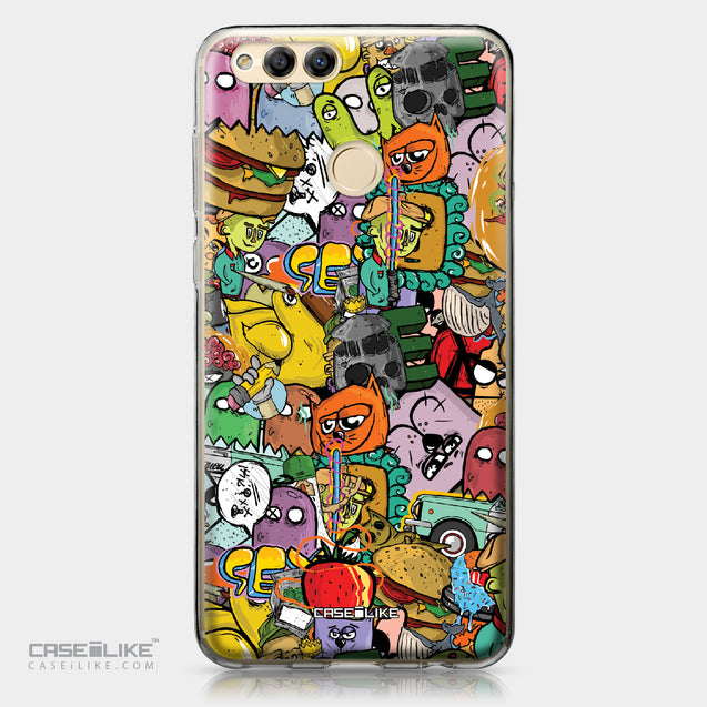 Huawei Honor 7X case Graffiti 2731 | CASEiLIKE.com