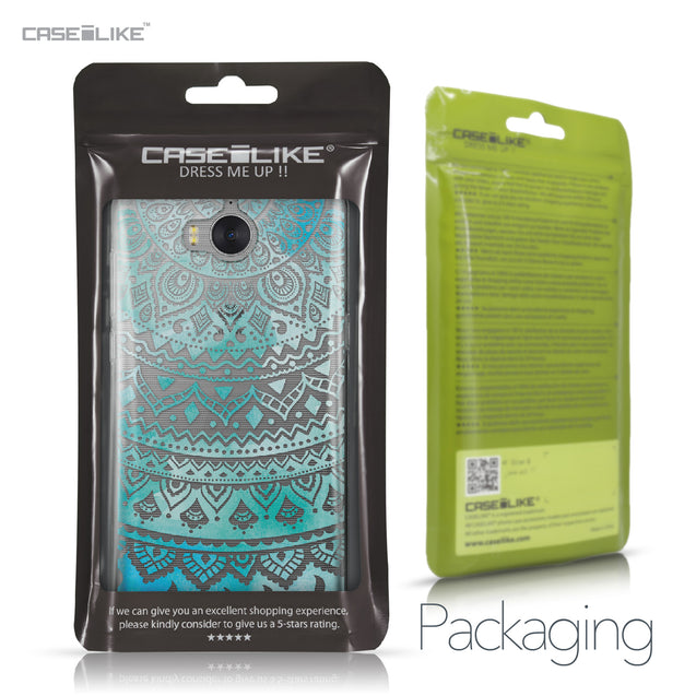 Huawei Y5 2017 case Indian Line Art 2066 Retail Packaging | CASEiLIKE.com