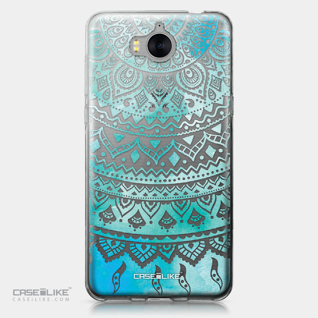 Huawei Y5 2017 case Indian Line Art 2066 | CASEiLIKE.com