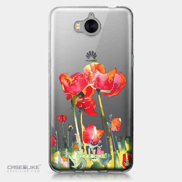 Huawei Y5 2017 case Watercolor Floral 2230 | CASEiLIKE.com