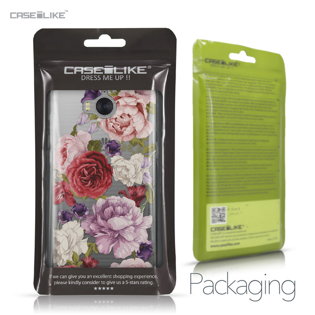 Huawei Y5 2017 case Mixed Roses 2259 Retail Packaging | CASEiLIKE.com