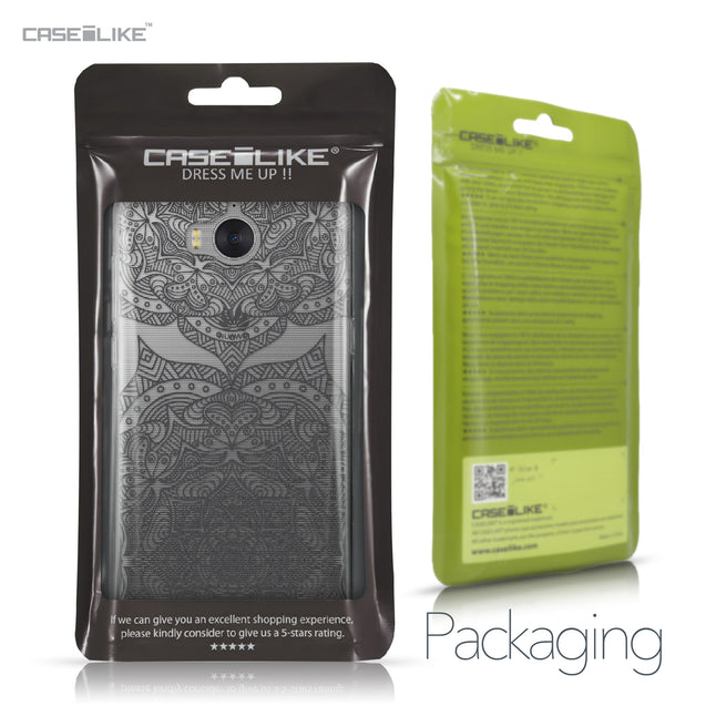 Huawei Y5 2017 case Mandala Art 2304 Retail Packaging | CASEiLIKE.com