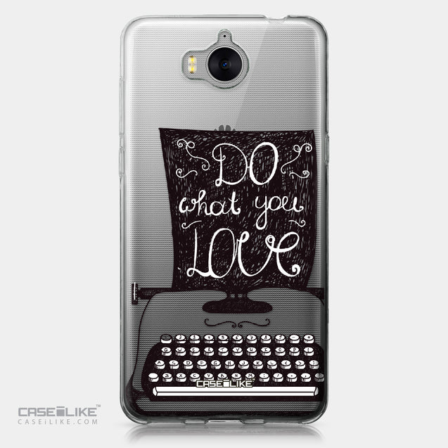 Huawei Y5 2017 case Quote 2400 | CASEiLIKE.com