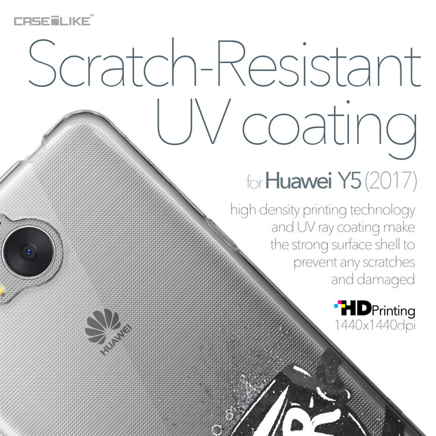 Huawei Y5 2017 case Quote 2402 with UV-Coating Scratch-Resistant Case | CASEiLIKE.com