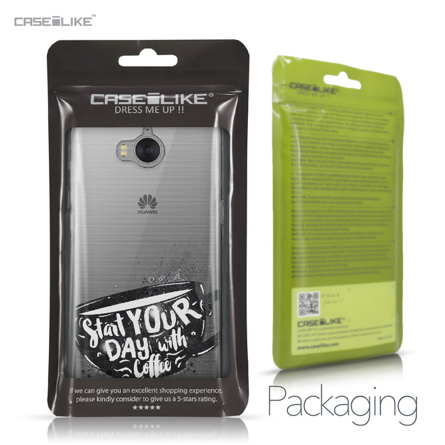 Huawei Y5 2017 case Quote 2402 Retail Packaging | CASEiLIKE.com