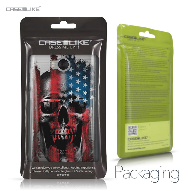 Huawei Y5 2017 case Art of Skull 2532 Retail Packaging | CASEiLIKE.com