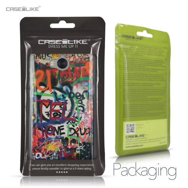Huawei Y5 2017 case Graffiti 2721 Retail Packaging | CASEiLIKE.com