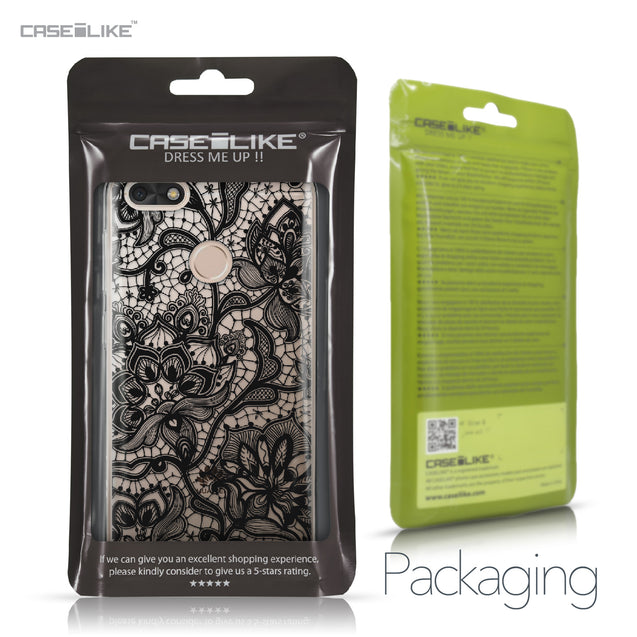 Huawei P9 Lite mini case Lace 2037 Retail Packaging | CASEiLIKE.com