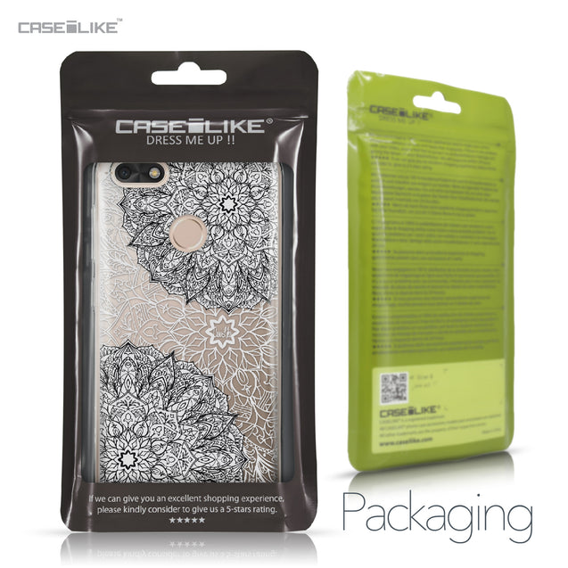 Huawei P9 Lite mini case Mandala Art 2093 Retail Packaging | CASEiLIKE.com