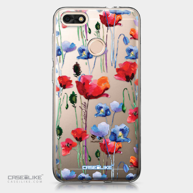 Huawei P9 Lite mini case Watercolor Floral 2234 | CASEiLIKE.com