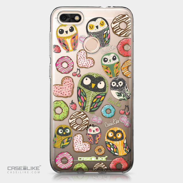 Huawei P9 Lite mini case Owl Graphic Design 3315 | CASEiLIKE.com