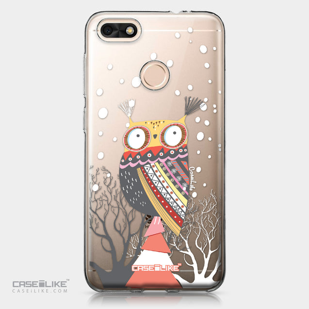 Huawei P9 Lite mini case Owl Graphic Design 3317 | CASEiLIKE.com