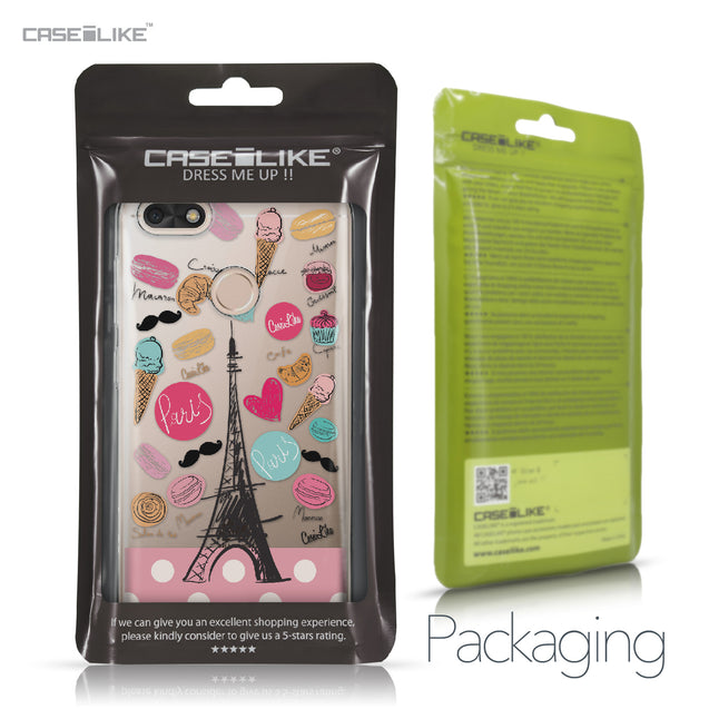 Huawei P9 Lite mini case Paris Holiday 3904 Retail Packaging | CASEiLIKE.com