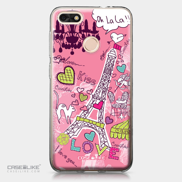 Huawei P9 Lite mini case Paris Holiday 3905 | CASEiLIKE.com