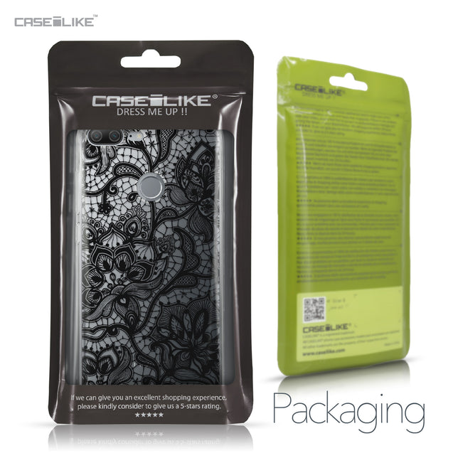 Huawei Honor 9 Lite case Lace 2037 Retail Packaging | CASEiLIKE.com