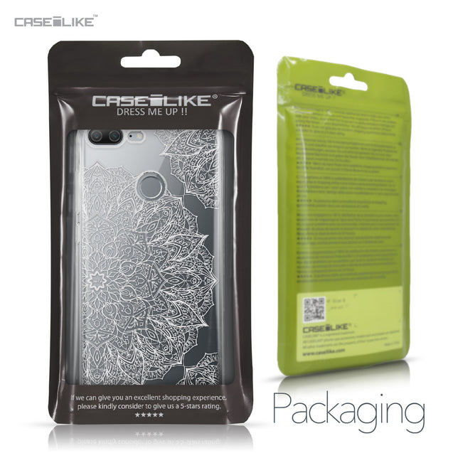 Huawei Honor 9 Lite case Mandala Art 2091 Retail Packaging | CASEiLIKE.com