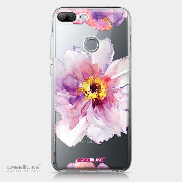 Huawei Honor 9 Lite case Watercolor Floral 2231 | CASEiLIKE.com