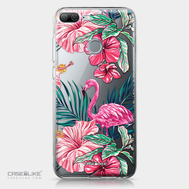 Huawei Honor 9 Lite case Tropical Flamingo 2239 | CASEiLIKE.com