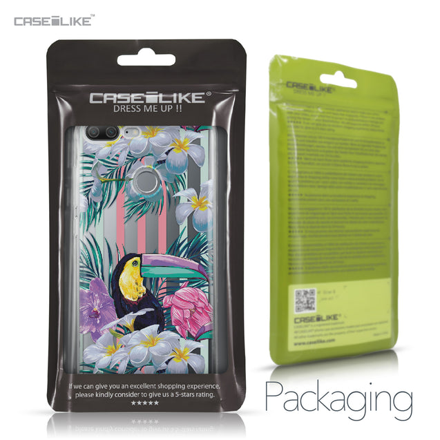 Huawei Honor 9 Lite case Tropical Floral 2240 Retail Packaging | CASEiLIKE.com