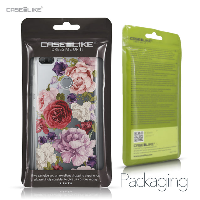 Huawei Honor 9 Lite case Mixed Roses 2259 Retail Packaging | CASEiLIKE.com