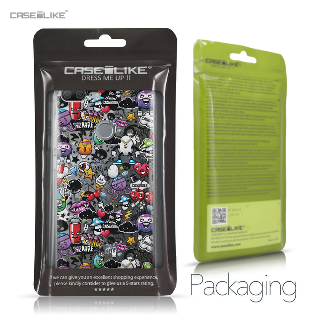 Huawei Honor 9 Lite case Graffiti 2703 Retail Packaging | CASEiLIKE.com