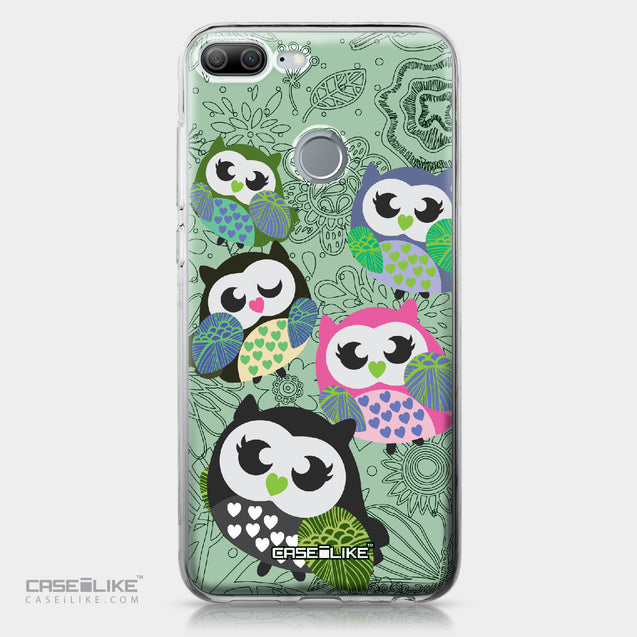 Huawei Honor 9 Lite case Owl Graphic Design 3313 | CASEiLIKE.com