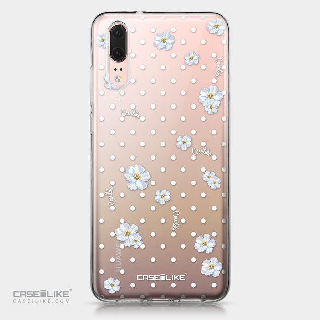 Huawei P20 case Watercolor Floral 2235 | CASEiLIKE.com