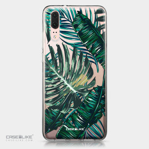 Huawei P20 case Tropical Palm Tree 2238 | CASEiLIKE.com