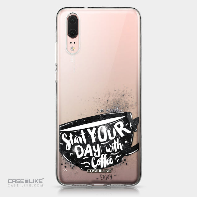 Huawei P20 case Quote 2402 | CASEiLIKE.com