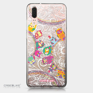 Huawei P20 case Owl Graphic Design 3316 | CASEiLIKE.com