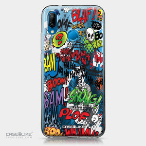Huawei P20 Lite case Comic Captions 2914 | CASEiLIKE.com