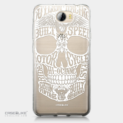 Huawei Y5 II / Y5 2 / Honor 5 / Honor Play 5 / Honor 5 Play case Art of Skull 2530 | CASEiLIKE.com