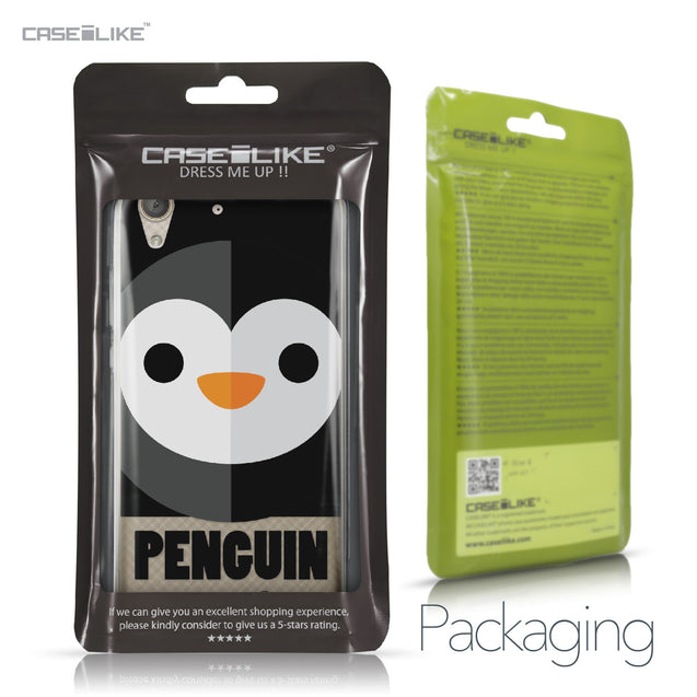 Huawei Y6 II / Honor Holly 3 case Animal Cartoon 3640 Retail Packaging | CASEiLIKE.com