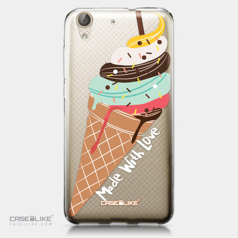Huawei Y6 II / Honor Holly 3 case Ice Cream 4820 | CASEiLIKE.com