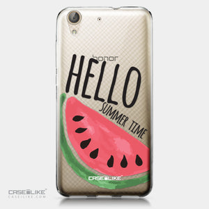 Huawei Y6 II / Honor Holly 3 case Water Melon 4821 | CASEiLIKE.com