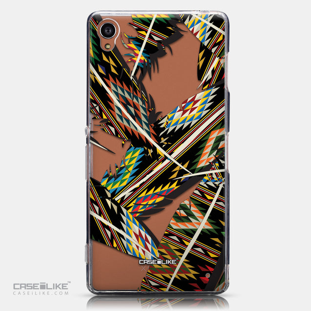 CASEiLIKE Sony Xperia Z3 back cover Indian Tribal Theme Pattern 2053