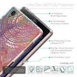 Details in English - CASEiLIKE Sony Xperia Z3 back cover Indian Line Art 2065