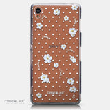 CASEiLIKE Sony Xperia Z3 back cover Watercolor Floral 2235
