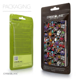 Packaging - CASEiLIKE Sony Xperia Z3 back cover Graffiti 2703